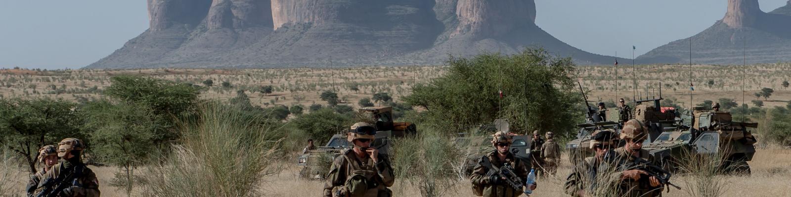 Datant de la police militaire