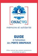 guide à l'attention des porte-drapeaux ONACVG