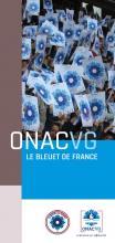 Dépliant Bleuet de France