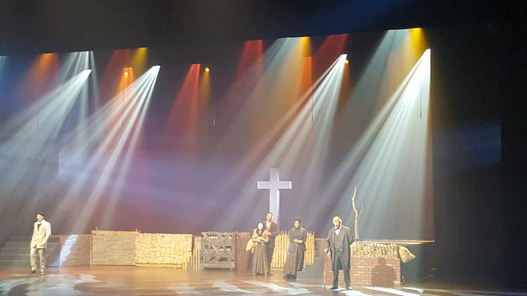 spectacle clemenceau le musical